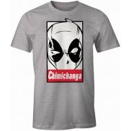 Deadpool - T-Shirt Chimichanga