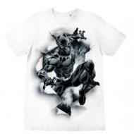 Black Panther - T-Shirt Destroy
