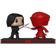 Star Wars - Pack 2 POP! Bobble Head Kylo & Praetorian Guard 9 cm