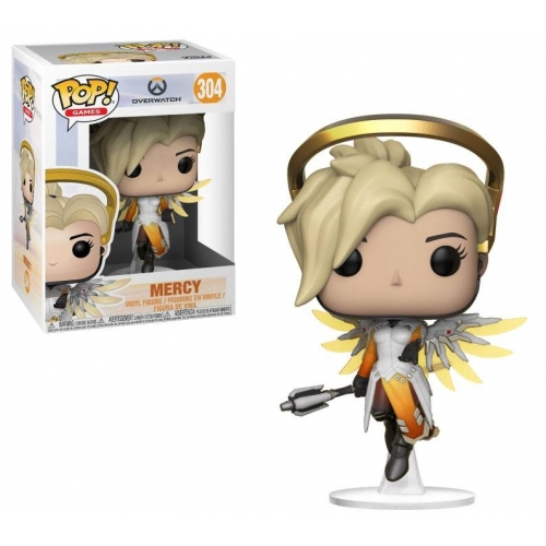 Overwatch - Figurine POP! Mercy 9 cm