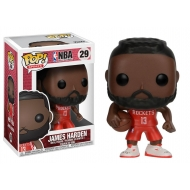 NBA - Figurine POP! James Harden (Houston Rockets) 9 cm