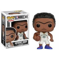 NBA - Figurine POP! Anthony Davis (New Orleans Pelicans) 9 cm
