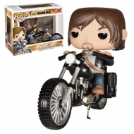 The Walking Dead - Figurine POP! Daryl Dixon's Chopper 12 cm