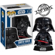 Star Wars - Figurine POP! Bobble Head Darth Vader 10 cm