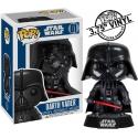 Star Wars - Figurine POP! Bobble Head Darth Vader 10 cm