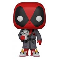 Deadpool Parody - Figurine POP! Deadpool in Robe 9 cm