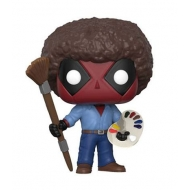 Deadpool Parody - Figurine POP! Deadpool 70s Afro 9 cm