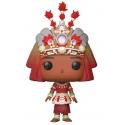 Vaiana, la Légende du Bout du Monde - Figurine POP! Moana (Ceremony) 9 cm