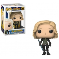 Avengers Infinity War - Figurine POP! Black Widow 9 cm