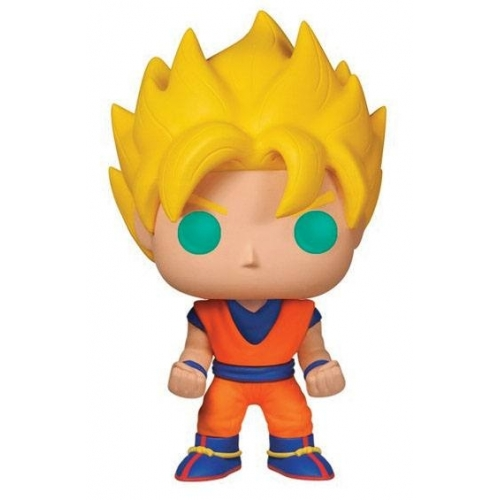 Dragon Ball Z - Figurine POP! Super Saiyan Goku 10 cm