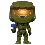Halo - Figurine POP! Master Chief with Cortana 9 cm