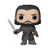 Game of Thrones - Figurine POP! Jon Snow (Beyond the Wall) 9 cm