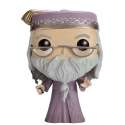 Harry Potter - Figurine POP! Dumbledore avec sa baguette 9 cm