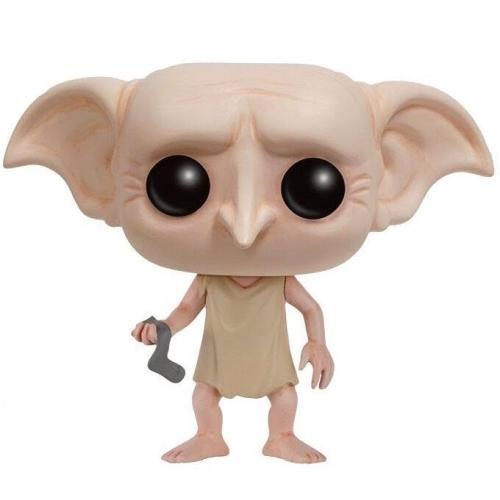 Harry Potter - Figurine POP! Dobby 9 cm