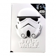Star Wars Rogue One - Cahier A5 3D Stormtrooper
