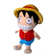 One Piece - Peluche Luffy 32 cm