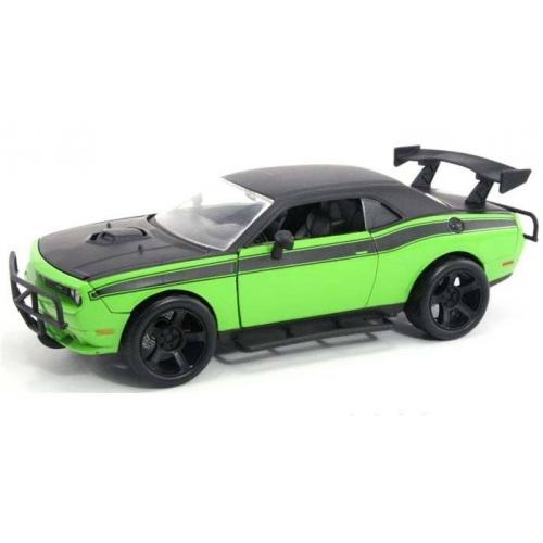 Fast & Furious 7 - Réplique métal 1/24 Dodge Challenger 2011