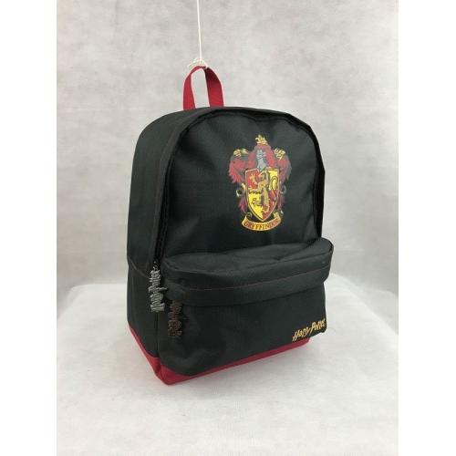 Harry Potter - Sac à dos Gryffindor Black Burgundy