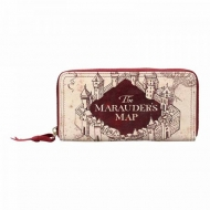 Harry Potter - Porte-monnaie Marauder's Map