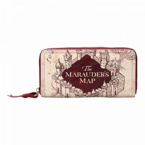 Harry Potter - Porte-monnaie Marauder's Map