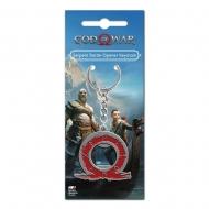 God of War - Porte-clés ouvre-bouteille Serpent Logo