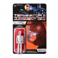 Terminator 2 - Figurine ReAction T1000 Officier Super7 Exclusive 10 cm
