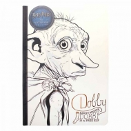 Harry Potter - Cahier A5 Dobby