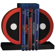 Marvel Comics - Serre-livres Logo Deadpool 16 cm