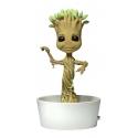 Les Gardiens de la Galaxie - Figurine Body Knocker Bobble Dancing Potted Groot 15 cm
