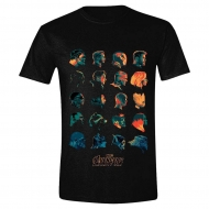 Avengers Infinity War - T-Shirt Character Profile