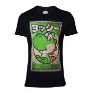Nintendo - T-Shirt Propaganda Poster Inspired Yoshi