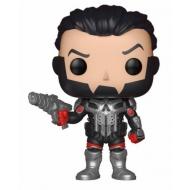Marvel Tournoi des champions - Figurine POP! Punisher 2099 9 cm