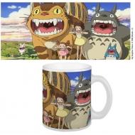 Studio Ghibli - Mug Nekobus & Totoro