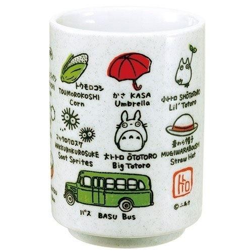 Mon voisin Totoro - Tasse japonaise Characters