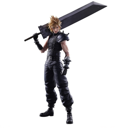 Final Fantasy VII Remake - Figurine Play Arts Kai No. 1 Cloud Strife 28 cm