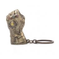Avengers Infinity War - Porte-clés métal Thanos Fist 7 cm