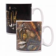 Harry Potter - Mug effet thermique Horcrux
