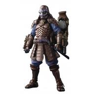 Marvel Comics - Figurine MMR Koutetsu Samurai War Machine Tamashii Web Exclusive 18 cm