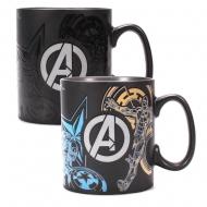 Avengers - Mug effet thermique Avengers