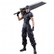 Final Fantasy VII Crisis Core - Figurine Play Arts Kai Zack 27 cm