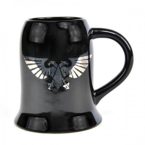 Warhammer - Mug Tankard Emperor