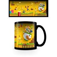 Nintendo - Mug effet thermique Super Mario Bros Gold Coin Rush