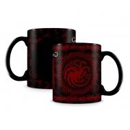 Game of Thrones - Mug effet thermique Targaryen