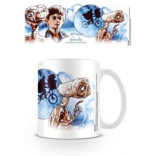E.T. l'extra-terrestre - Mug ET & Elliott Illustration