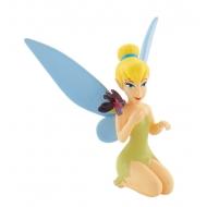 Peter Pan - Figurine Fee Clochette avec Flambeau 7 cm