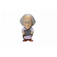 Retour vers le Futur - Figurine anti-stress Doc Brown 15 cm