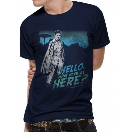 Star Wars - T-Shirt What Have We Here Lando