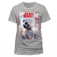 Star Wars Episode VIII - T-Shirt BB-8 Reveal