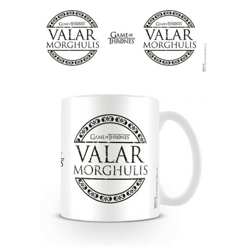 Game of Thrones - Mug Valar Morghulis