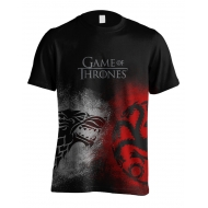 Game of thrones - T-Shirt Sigil Face Off